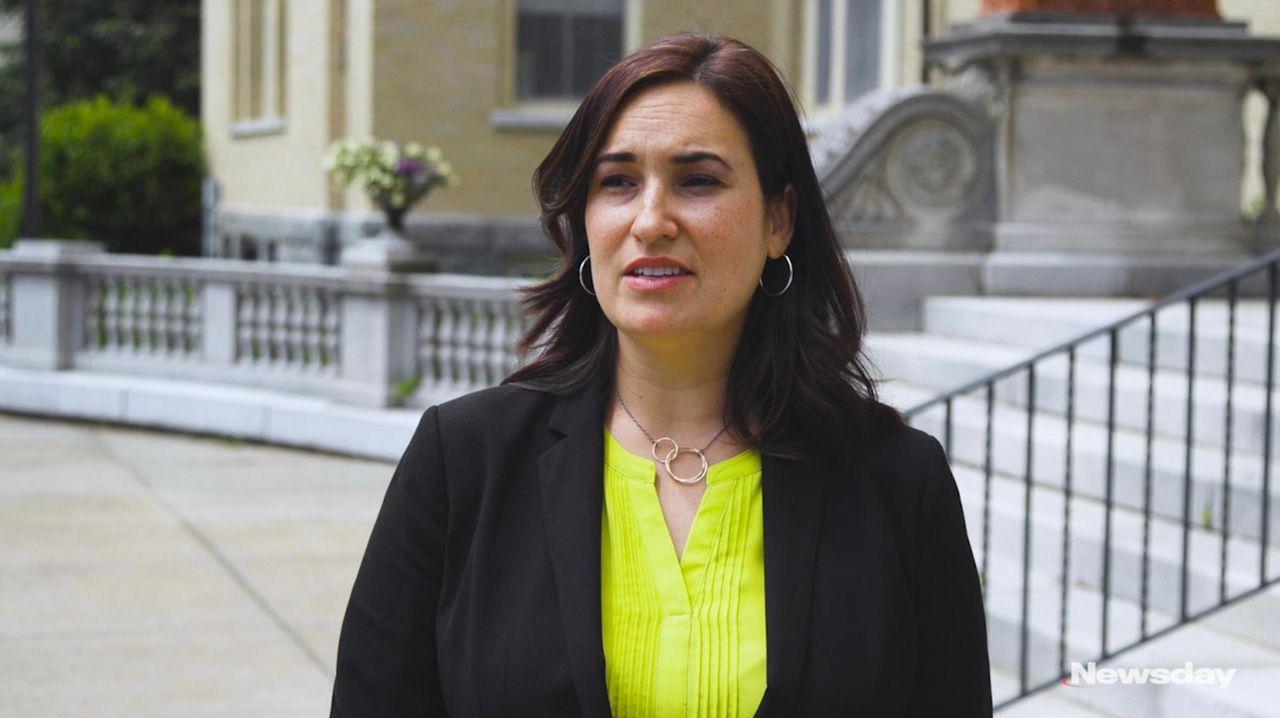Serena Liguori, the executive director of New Hour,
