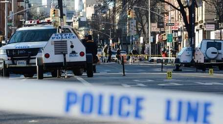 The NYPD says it is disbanding the plain