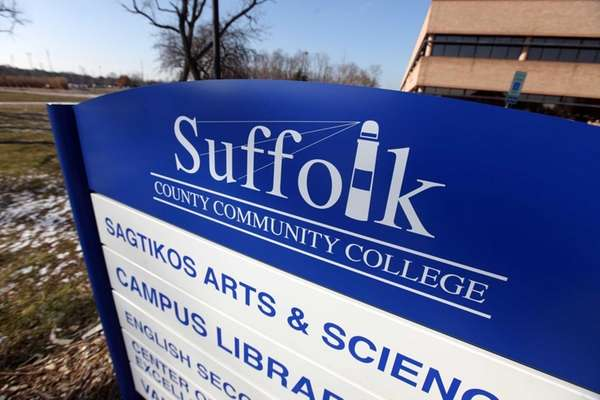 The Suffolk County Community College Michael J. Grant