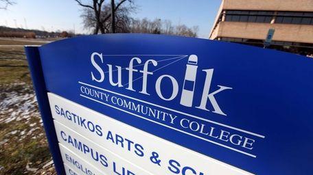 The Suffolk County Community College Michael J. Grant