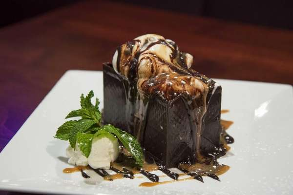 CoolFish in Syosset offers the chocolate bag, with