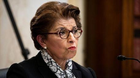 Jovita Carranza, administrator of the Small Business Administration,