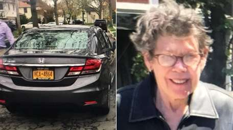Sharon Bader, 73, who was last seen leaving