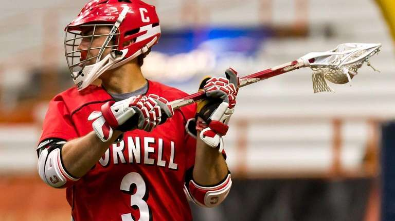 Cornell senior attack Rob Pannell, graduate of Smithtown
