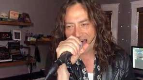"""Foreign Journey, featuring Constantine Maroulis (""""Rock of Ages,"""""""