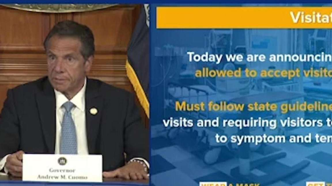 Gov.Andrew M. Cuomo on Tuesday announced hospitals and