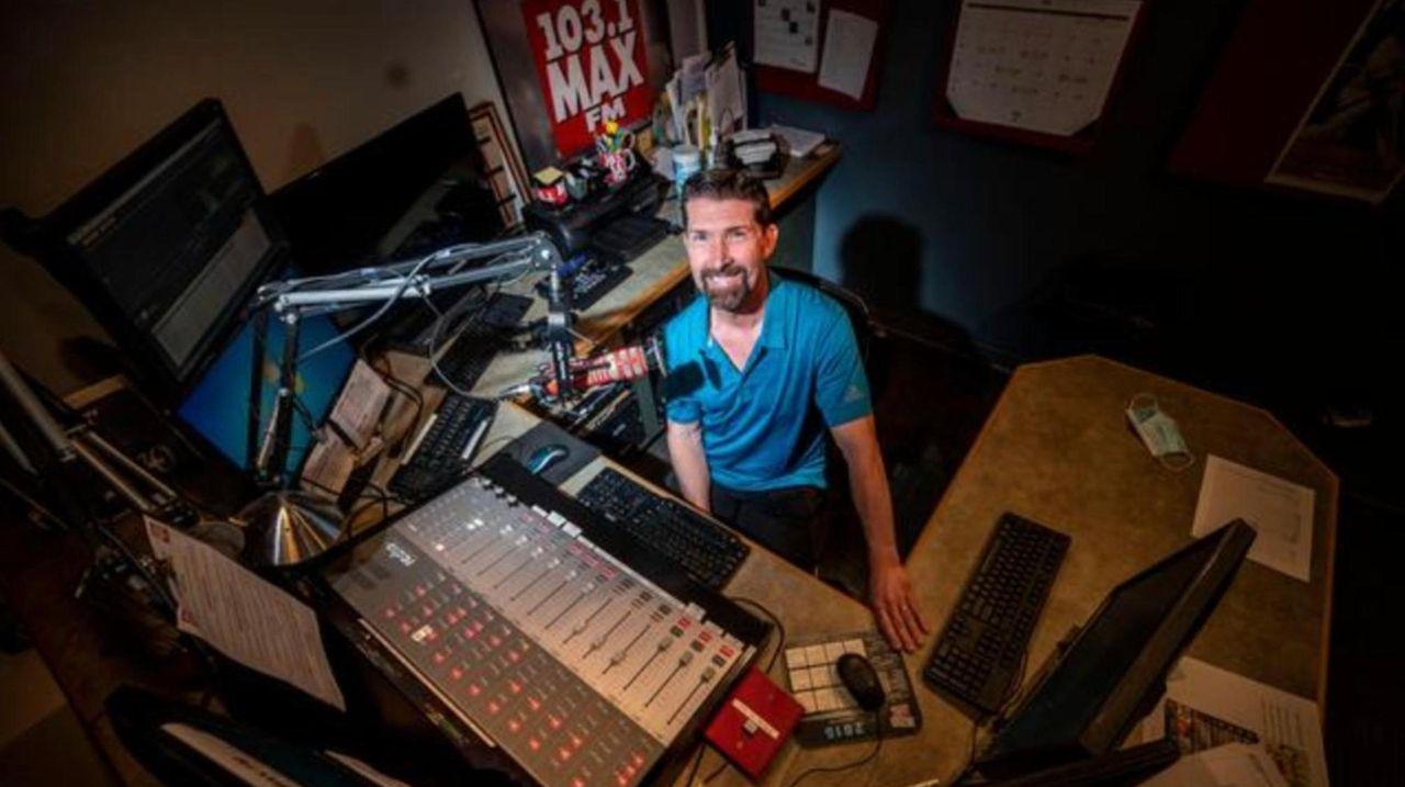 Jim Douglas is morning anchor at MAX-FM, a