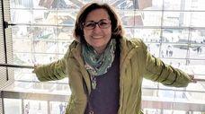 Maritza Iberico Reiss, seen in an undated photo,