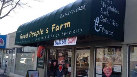 Good People's Farm in Huntington is a tasty