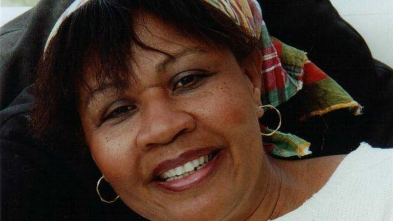Jamaica Kincaid, author of