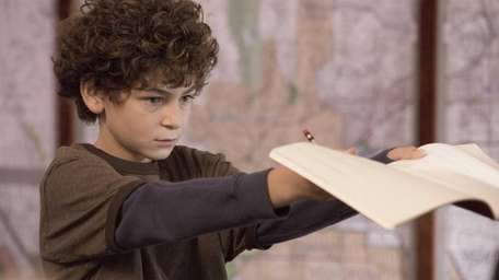 Jake (David Mazouz) has a lead for Martin