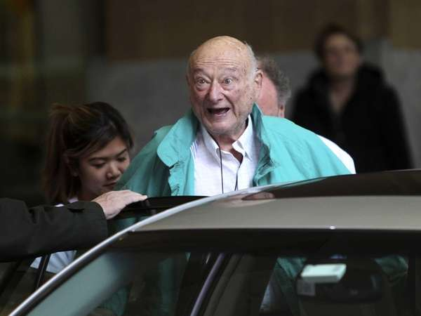 Former New York City Mayor Ed Koch says