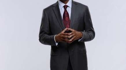 Fox Sports broadcaster Gus Johnson.