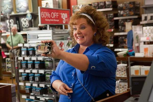 Melissa McCarthy in a scene from