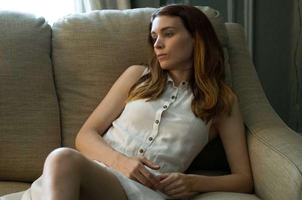 "Rooney Mara in a scene from ""Side Effects."""