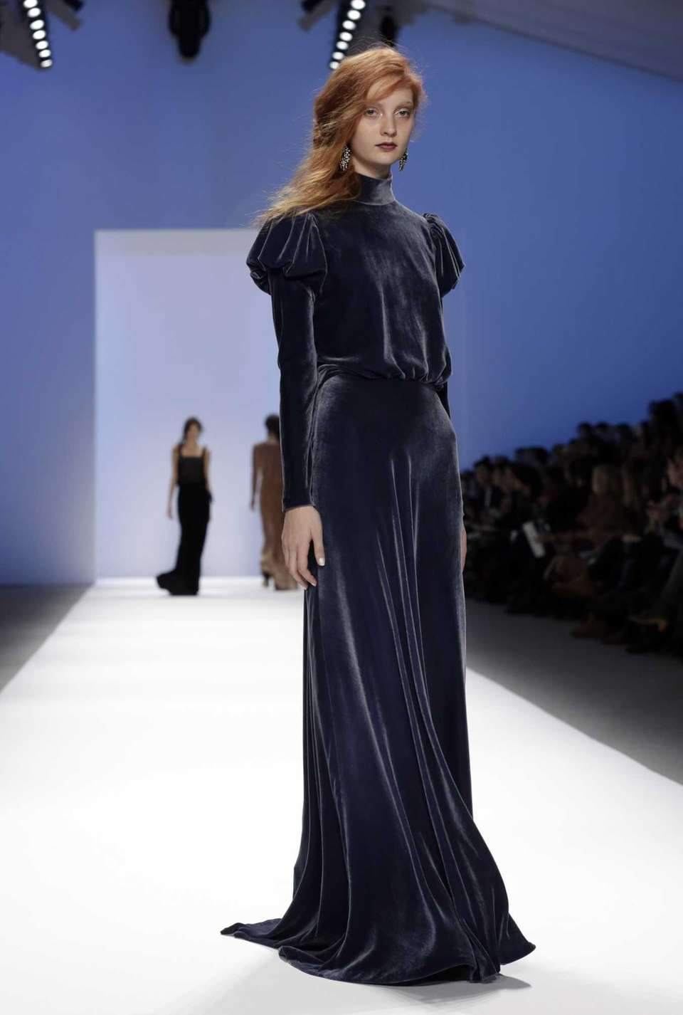 The Tadashi Shoji Fall 2013 collection on the