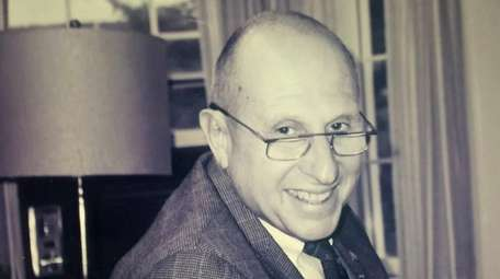"""Malcolm """"Jim"""" Fellman, of Smithtown, died May 23"""