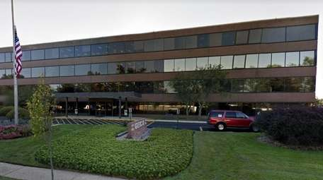 Employees of Geico's regional office, at 750 Woodbury