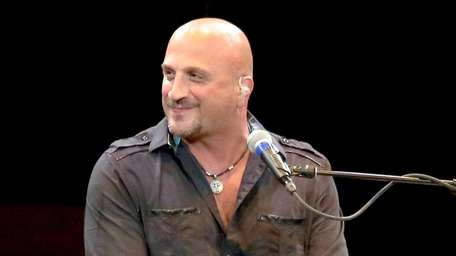 Mike DelGuidice and his band, Big Shot, are