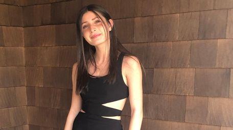 Charlotte Forman, 17, who attends Paul D. Schreiber