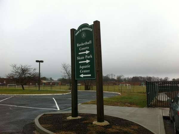 The Brookhaven Aquatic Center is located at 300