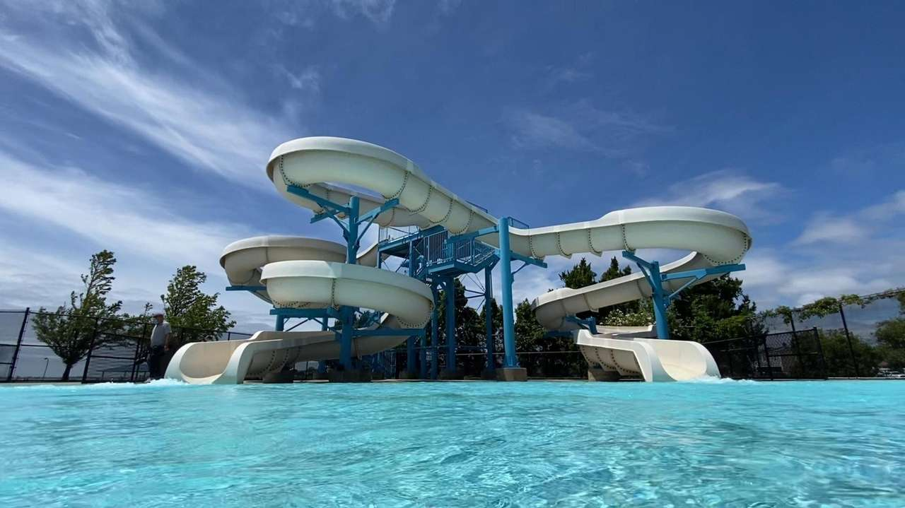 Nassau's pools are slated to open onJuly 3,