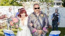 Olga-Heide Verito, 54, of West Islip, married her
