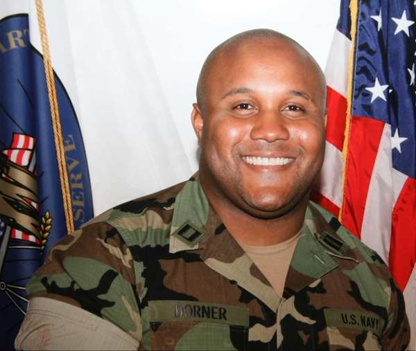 Police say Christopher Dorner, a former Los Angeles