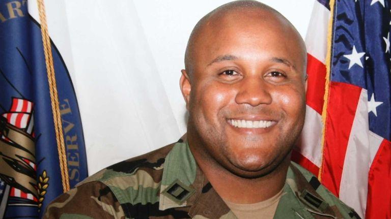 Police say Christopher Dorner, a former Los Angeles