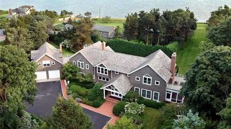 Priced at $2,995,000 and located on Thorn Hedge