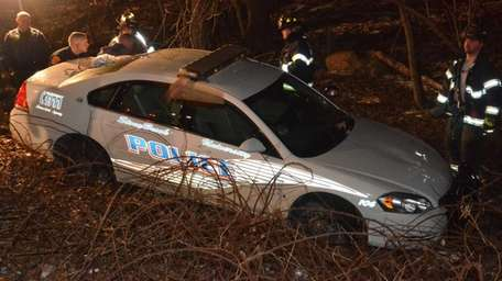 Stony Brook University campus police was involved in
