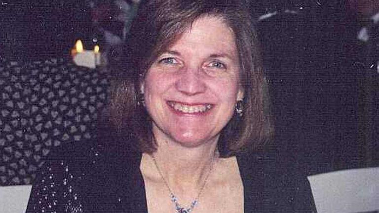 Author Nancy Decker Dougherty, a film critic who
