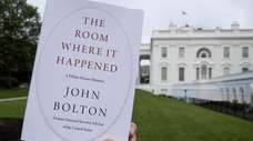 """A copy of """"The Room Where It Happened,"""""""