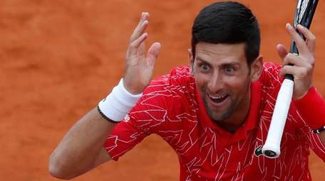 Novak Djokovic Tests Positive For Coronavirus After Organizing Exhibition Tennis Event Newsday