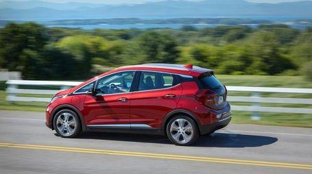 The 2020 Chevrolet Bolt EV is spacious, environmentally