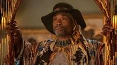 """Billy Porter  in """"The Who of You,"""""""