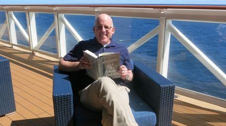 Saul Schachter found himself aboard the Norwegian Bliss