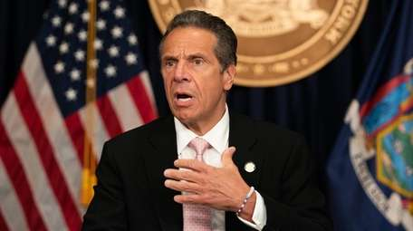 Gov. Andrew M. Cuomo announced along with the