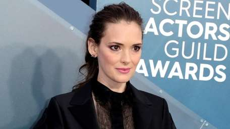 Winona Ryder said of Mel Gibson's denial of