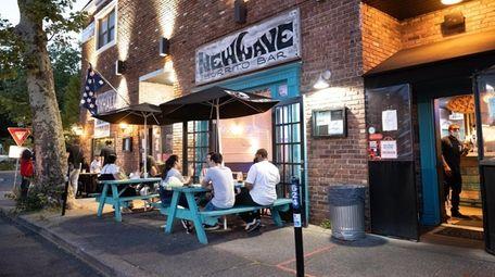 Vauxhall and New Wave Burrito Bar in Huntington