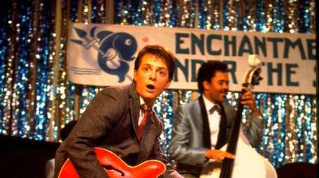 Michael J. Fox as Marty McFly in Universal