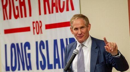 Janno Lieber, MTA Chief Development Officer, speaks during