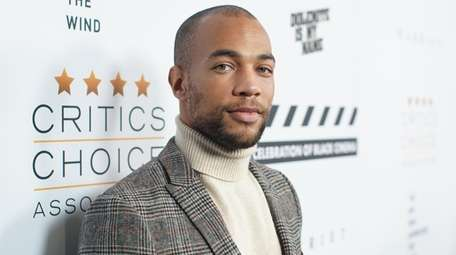 Actor Kendrick Sampson wrote the 750-word letter calling