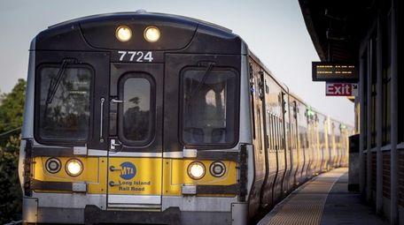 On the Long Island Rail Road alone, ridership