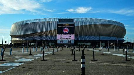 NYCB Live / Nassau Veterans Memorial Coliseum on