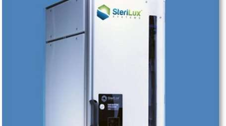 Huntington-basedSteriLux Systems has developed sterilization devices such as