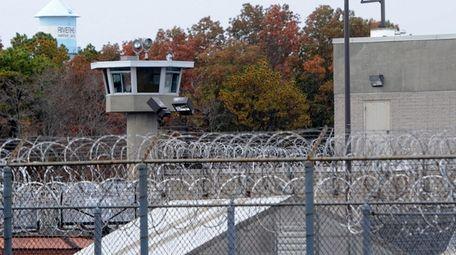 Suffolk County Correctional Facility in Riverhead.