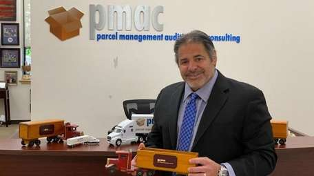 Rich Michals Jr., president of Parcel Management Auditing