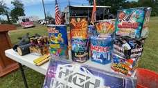 Officials said complaints of illegal fireworks being set off in