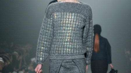 A look from the Alexander Wang Fall 2013